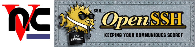 VNC and OpenSSH