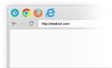 DeskRoll Remote Desktop - Work in the Browser